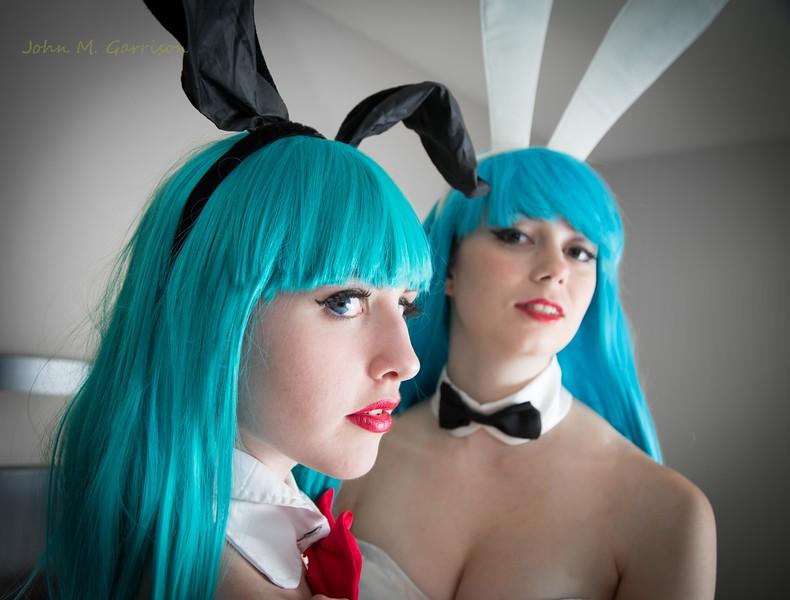 Bunny Bulma Pair