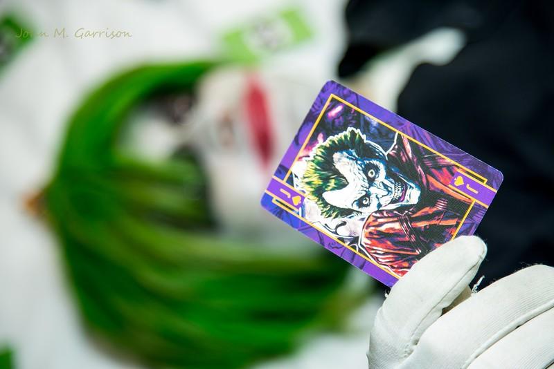 You drew the Joker