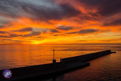 201711 -Ocean Sunsets-3