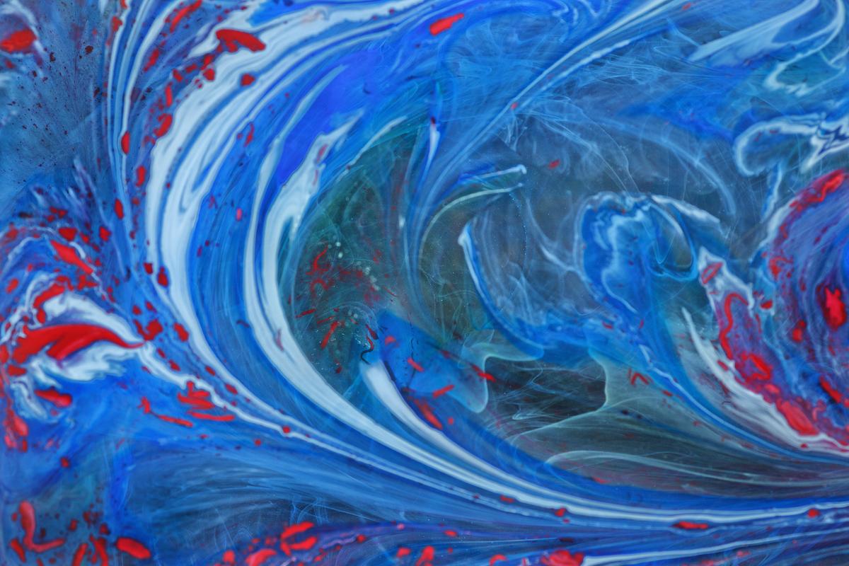Blue Nebulus Series, #0001