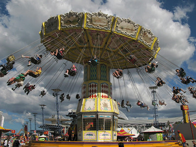 Carousel, Easter Show 2003