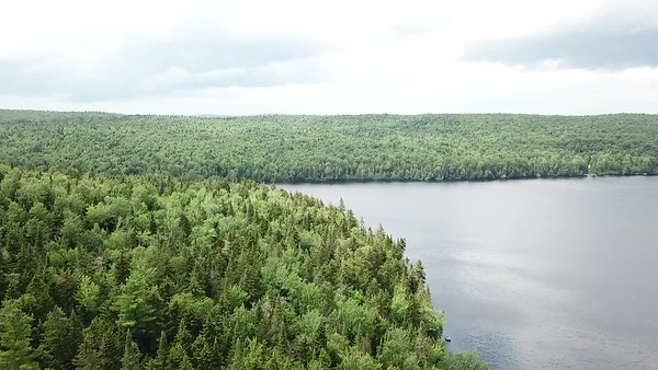 Top of Breeches Lake