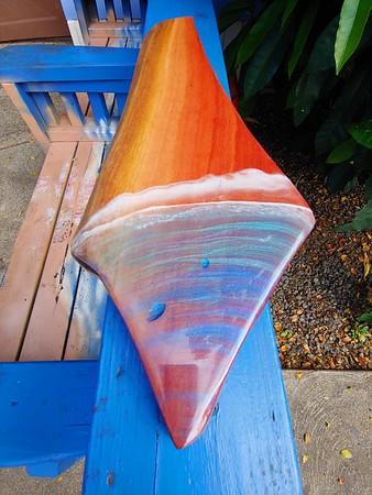Oahu Eucalyptus Small Serving Board