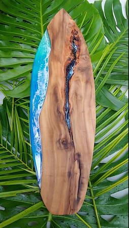"38"" Oahu Monkeypod"