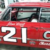 Wood Brothers Racing began in 1950. Glenn Wood, a member of the NASCAR Hall of Fame drove in several of those early races.