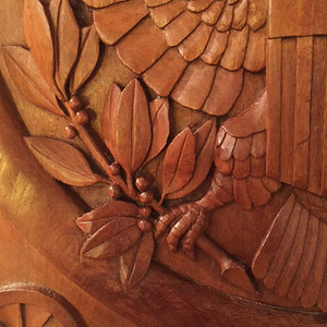 American Eagle Seal Detail 02