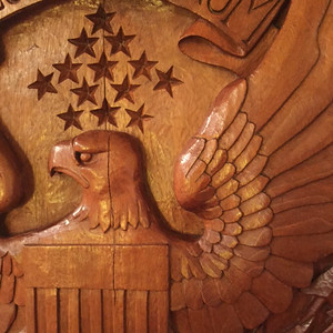 American Eagle Seal Detail 03