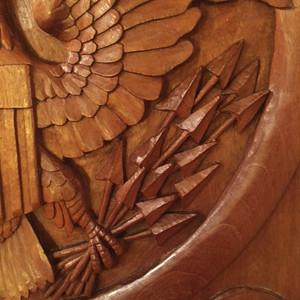 American Eagle Seal Detail 01