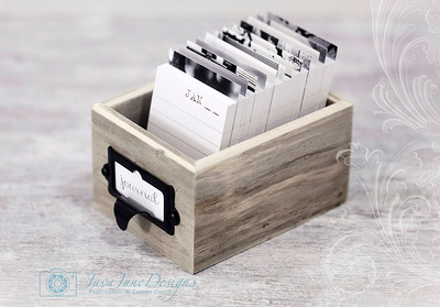 Minimalist Daily Journal and Perpetual Calendar - Warm Weathered Gray Rustic Beach Wood Box