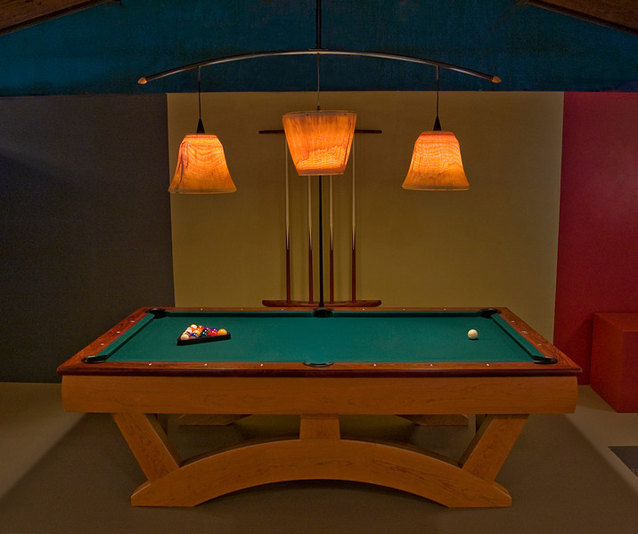 Pool table fixure '08