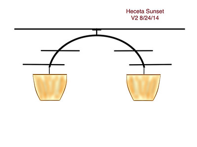 Heceta Sunset