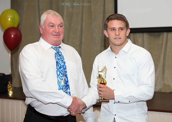 HOUGHTON/EPPELSTUN MEDAL YOUTH LEAGUE PLAYER OF THE YEAR-Brock Campbell
