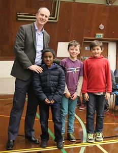 London Junior qualifiers