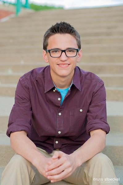 Woodbury High School Senior Portrait Photographer