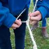 Tressage d'une corde