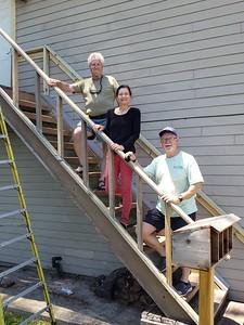 Dennis Mountz - WOFO LFH Add New Railing Against Wall 030721