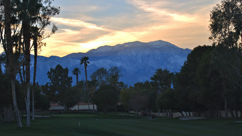 Woodhaven - Snow-Capped Mountains - 2011