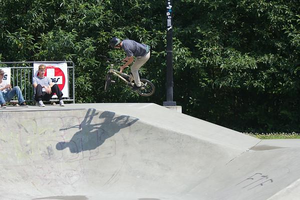 Woodinville Skate Comp 2014
