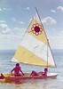 Sunfish Sailing