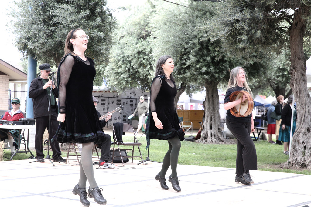. CUTTER HICKS - DAILY DEMOCRAT Highland dancing was just one event at the Woodland Celtic Games & Festival.