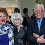 Laura Lee Brown, Diane Rehm and Neville Blakemoor Jr.