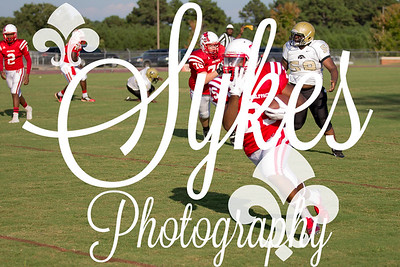 Football - Woodland vs. Henry County (JV)
