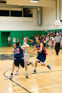 Varsity Girls Vs Black Hills 2-26-10 040