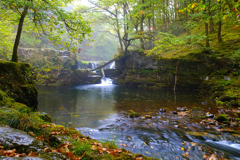 Wales Waterfalls 2014
