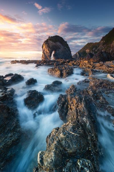 Horse Head Rock, Bermagui, Australia