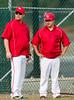 East Nicolaus @ Woodland Christian Varsity Baseball action.