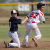 Woodland Christian School v. Forest Lake; baseball at Trafican Field