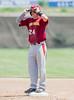 Woodland Christian School v. Rio Vista; Varsity Baseball at WCS.