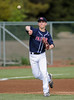 Woodland Christian School v. Vacaville Christian; Varsity Baseball at WCS.