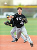 Valley Christian (Roseville) v. Woodland Christian; Varsity Baseball at Woodland Community Field.