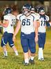 Woodland Christian at Esparto; Varsity Football.