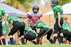 Woodland Christian School Jr. Cardinals Midgets football action vs. Dixon; Sept. 16, 2017.