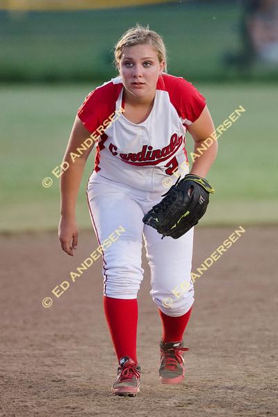 Woodland Christian School v. Buckingham; girls softball at Matmor Campus.