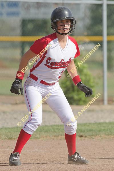 Woodland Christian School v. Valley Christian, Girls softball; Woodland.