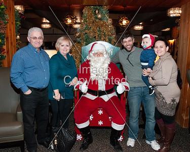 2018-12-14 Woodloch Santa