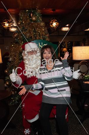 2018-12-21 Woodloch Santa