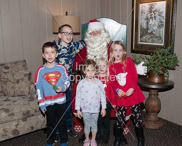 2017-12-15 Woodloch Santa