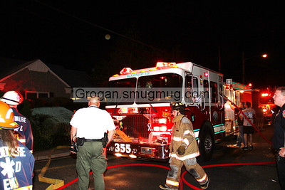 Garage Fire 5-22-12