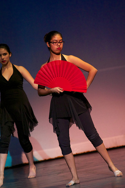 Dance Company at Dessert Theater