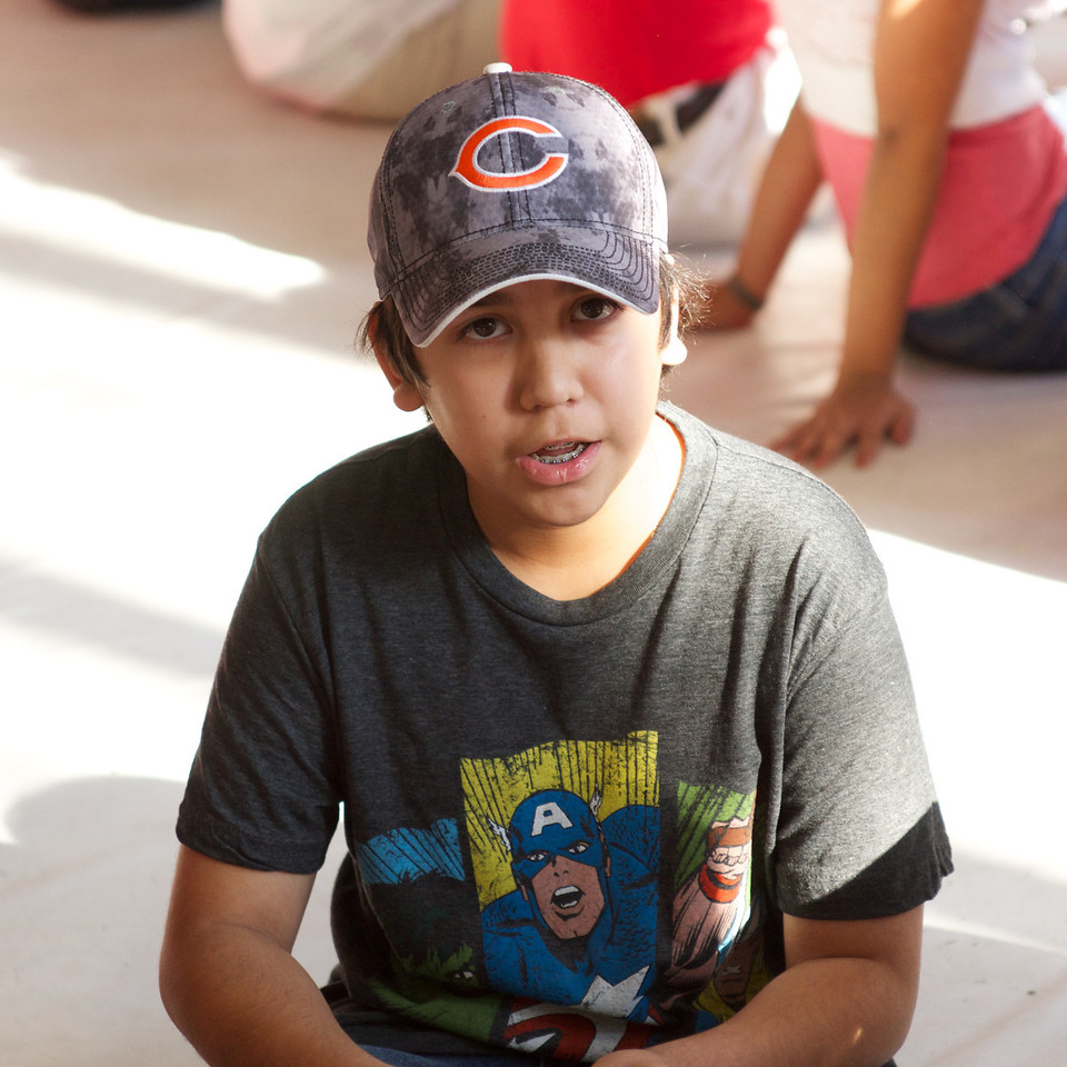 Cub Camp 16