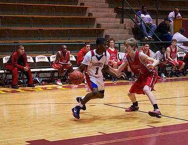 Freshman Boys vs Spruce 10