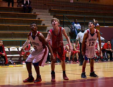 Freshman Boys vs Spruce 9