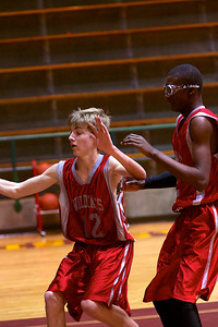Freshman Boys vs Spruce 8