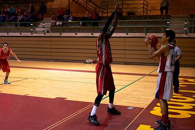 Freshman Boys vs Spruce 12