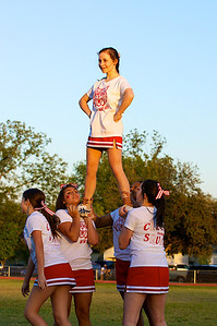 Cheerleaders - Freshman 9