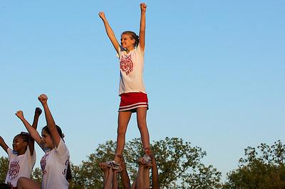 Cheerleaders - Freshman 23